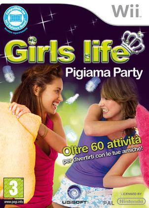 Girl's Life Pigiama Party