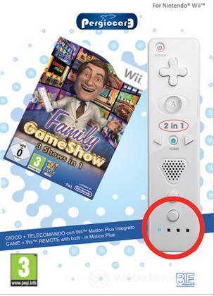 Family Gameshow+Telecomando Motion Plus