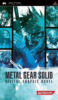 Metal Gear Solid 2 Digital Grap