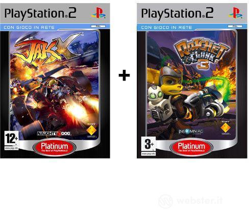 Jak X + Ratchet & Clank 3
