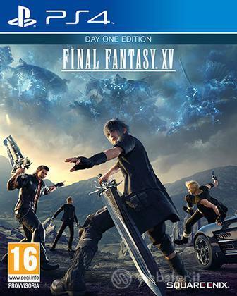 Final Fantasy XV Day 1 Edition