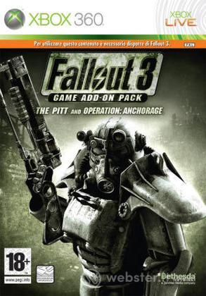 Fallout 3 Game Add On Pack AnchorageD2/7