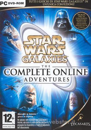 Galaxies the Complete Online Adventures