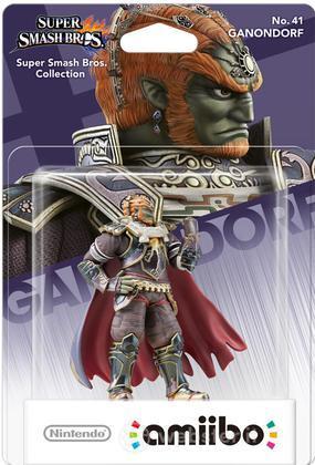 Amiibo Ganondorf