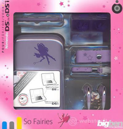 NDSLite So Fairies Kit 6 in 1 Bigben