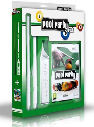 Pool Party + Stecca Da Biliardo