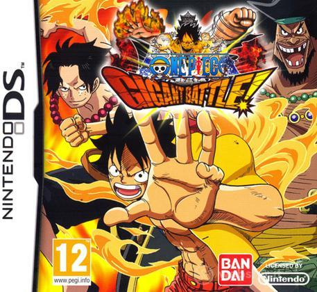 One Piece Gigant Battle