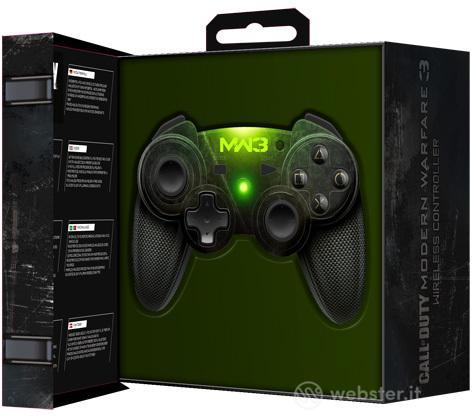 PS3 Call of Duty MW3 Wireless Ctrl PDP