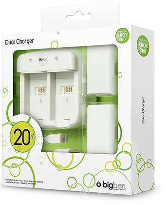 BB Dual Charger X360