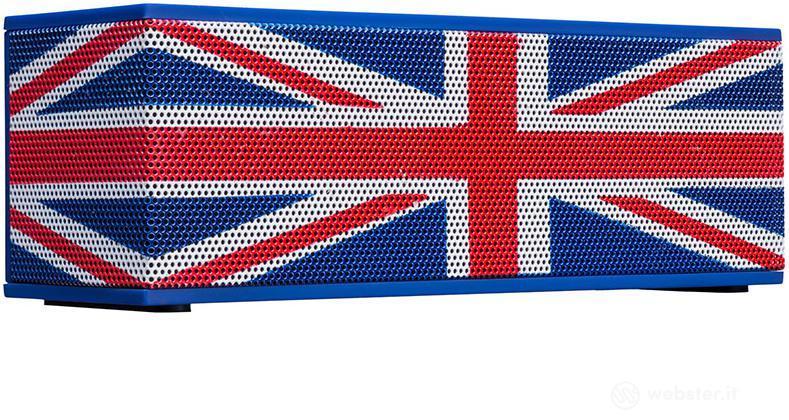BB Speaker Bluetooth UK Flag