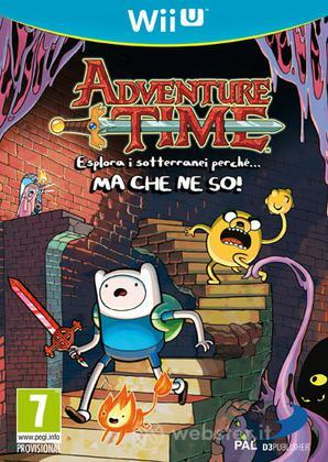 Adventure Time Esplora i sotteranei...
