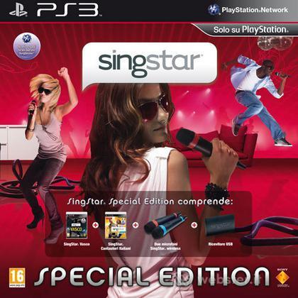 Singstar Special Edition 2010