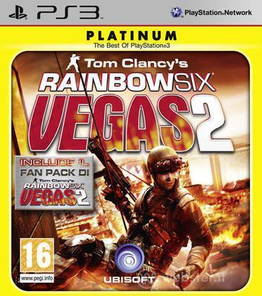 Rainbow Six Vegas 2 Complete Ed. PLT