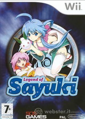 The Legend Of Sayuki