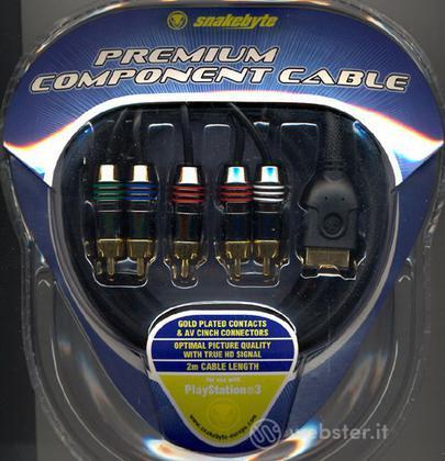 SUNFLEX PS3 - Component Cable