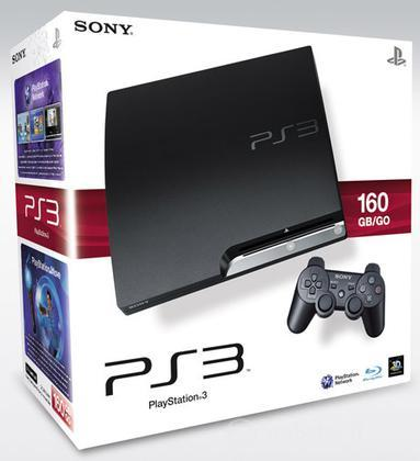 Playstation 3 160GB J Chassis