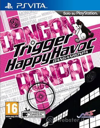 Dangan Ronpa: Trigger happy Havoc