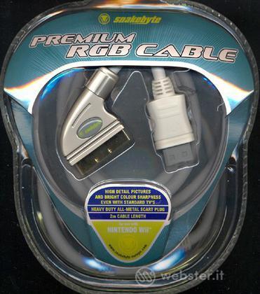 SUNFLEX WII - Premium RGB Cable