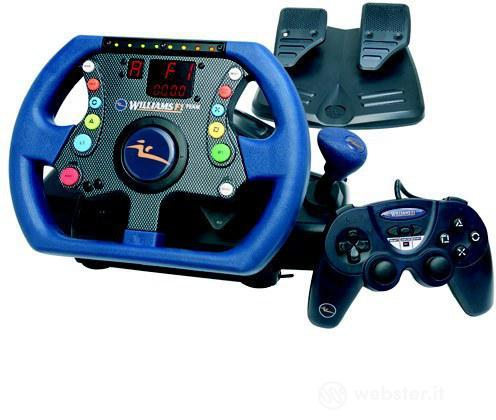 JOYTECH PSTWO - Volante Williams+joypad