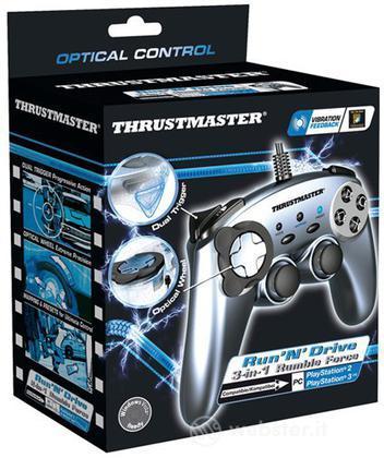 PS3/PS2/PC Joypad Rumble - THR