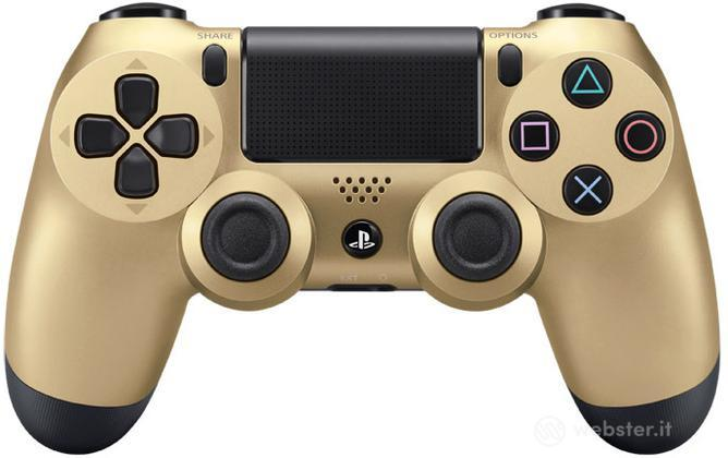Sony Controller Dualshock 4 Gold PS4