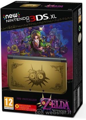 Nintendo New 3DS XL Zelda Majora's Mask