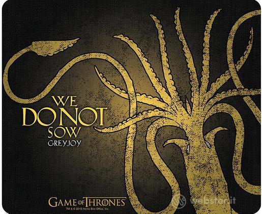 Mousepad Trono di Spade - Greyjoy