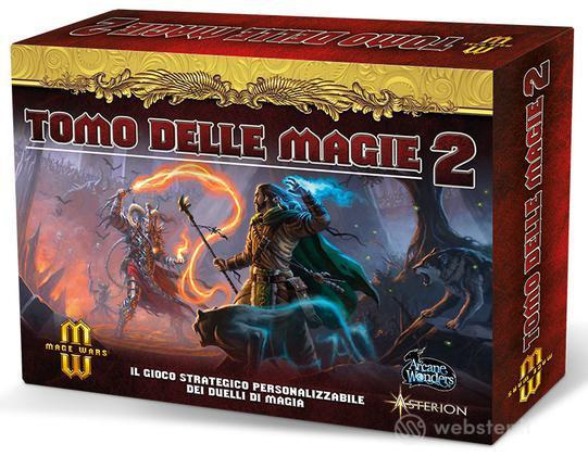 Mage Wars - esp. Tomo delle Magie 2