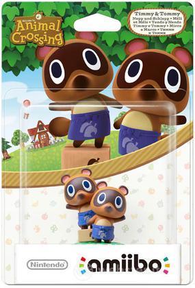 Amiibo Animal Crossing Mirco e Marco