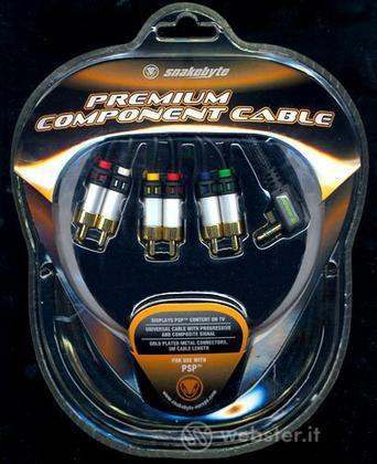 SNAKEB PSP Slim&Lite - Component Cable