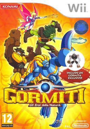 Gormiti + Gormita