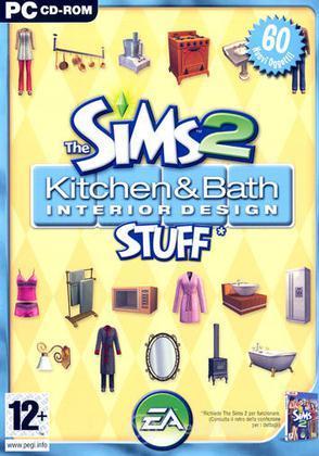 The Sims 2 Kitchen & Bath Design Stuff