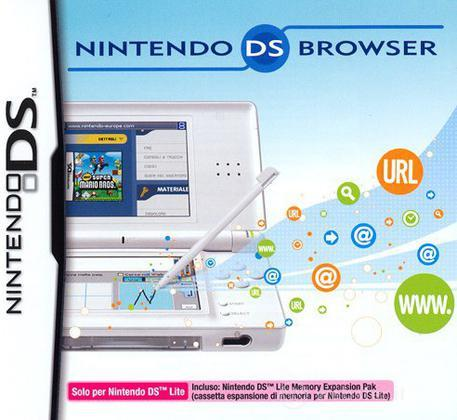 NDS Lite - Browser NINTENDO
