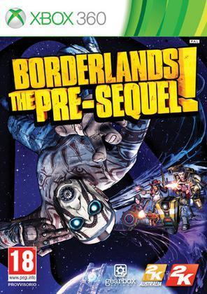 Borderlands The Pre-Sequel!