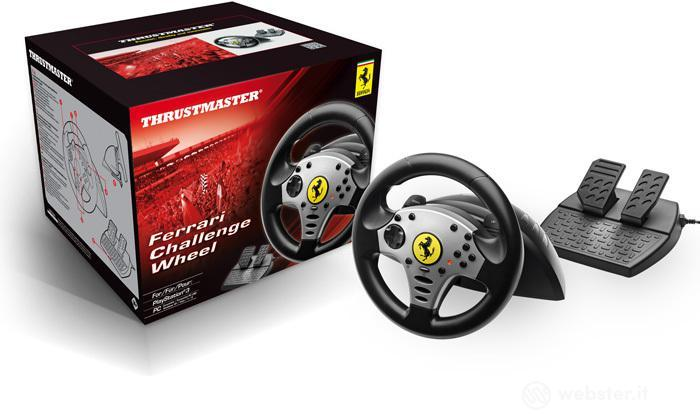 THR - Volante Ferrari Challenge