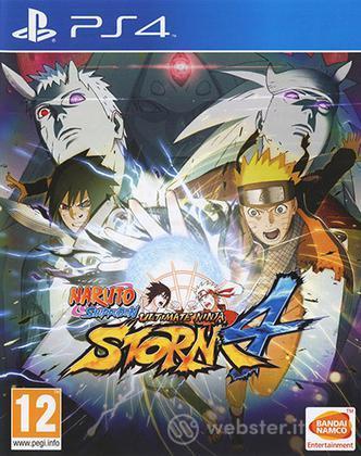 Naruto S.Ultimate Ninja Storm 4