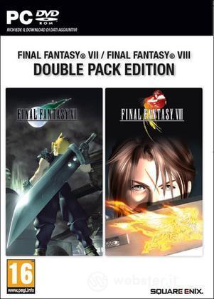 Final Fantasy VII e VIII bundle