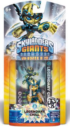 Skylanders Legendary LightCore Chill (G)