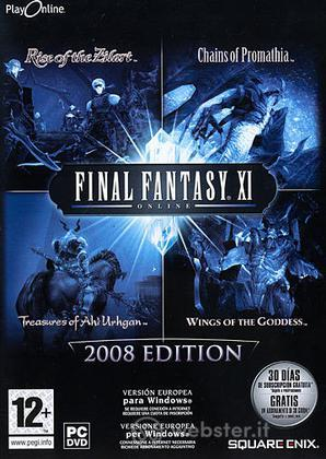 Final Fantasy XI + Wings Of The Goddess