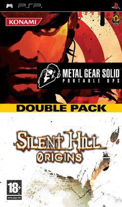 Metal Gear Solid Portable OPS + Silent H