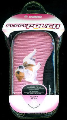 SNAKEB NDS Lite - Carry Bag Puppy Pouch