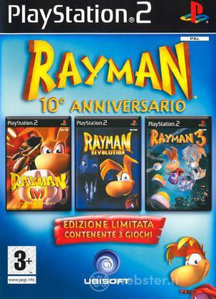 Rayman M + Rayman 3 + Rayman Revolution