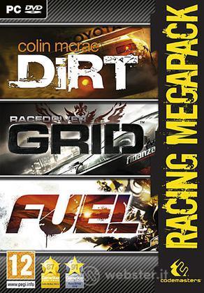 Racing Pack (Dirt1/Grid/Fuel)