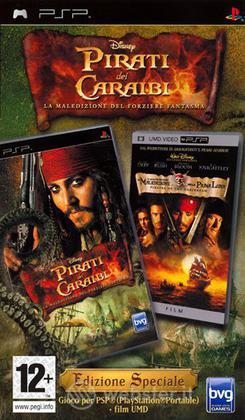 Pirati dei Caraibi 2 + Pirati 1 UMD
