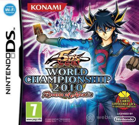Yu-Gi-Oh! World Champ. 2010