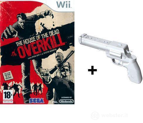 The House Of The Dead Overkill + Gun