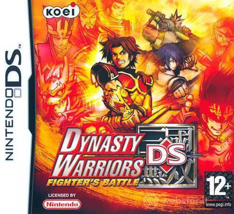 Dinasty Warriors Fighter Battle