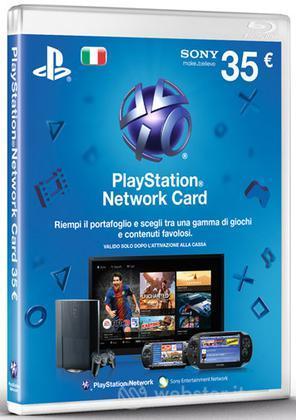 Sony PSN Card 35 Euro