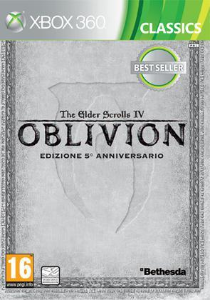 The Elder Scrolls IV: Oblivion 5th Anniv