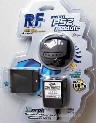 MMS Unita' collegamento RF per  PS2